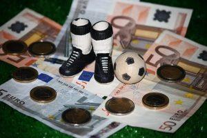 كسب المال من الرهان لكرة القدم