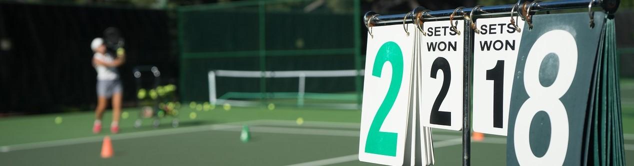الرهان التراكمي في التنس