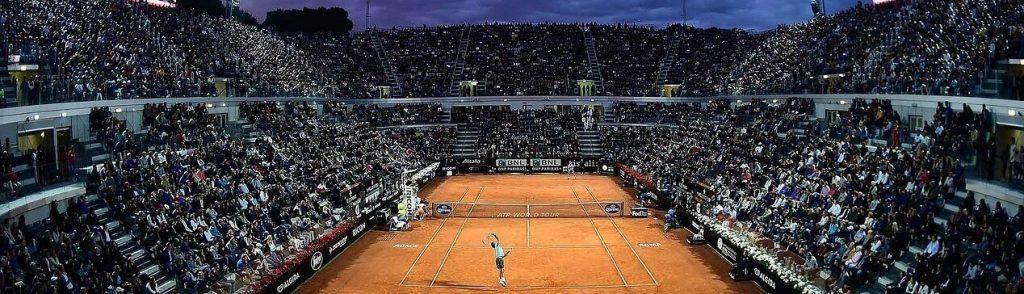 كسب المال من الرهان التنس