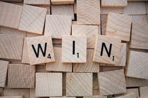 الفوز من الرهان