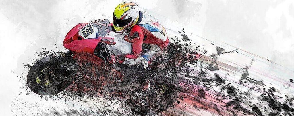 سباق دراجات نارية